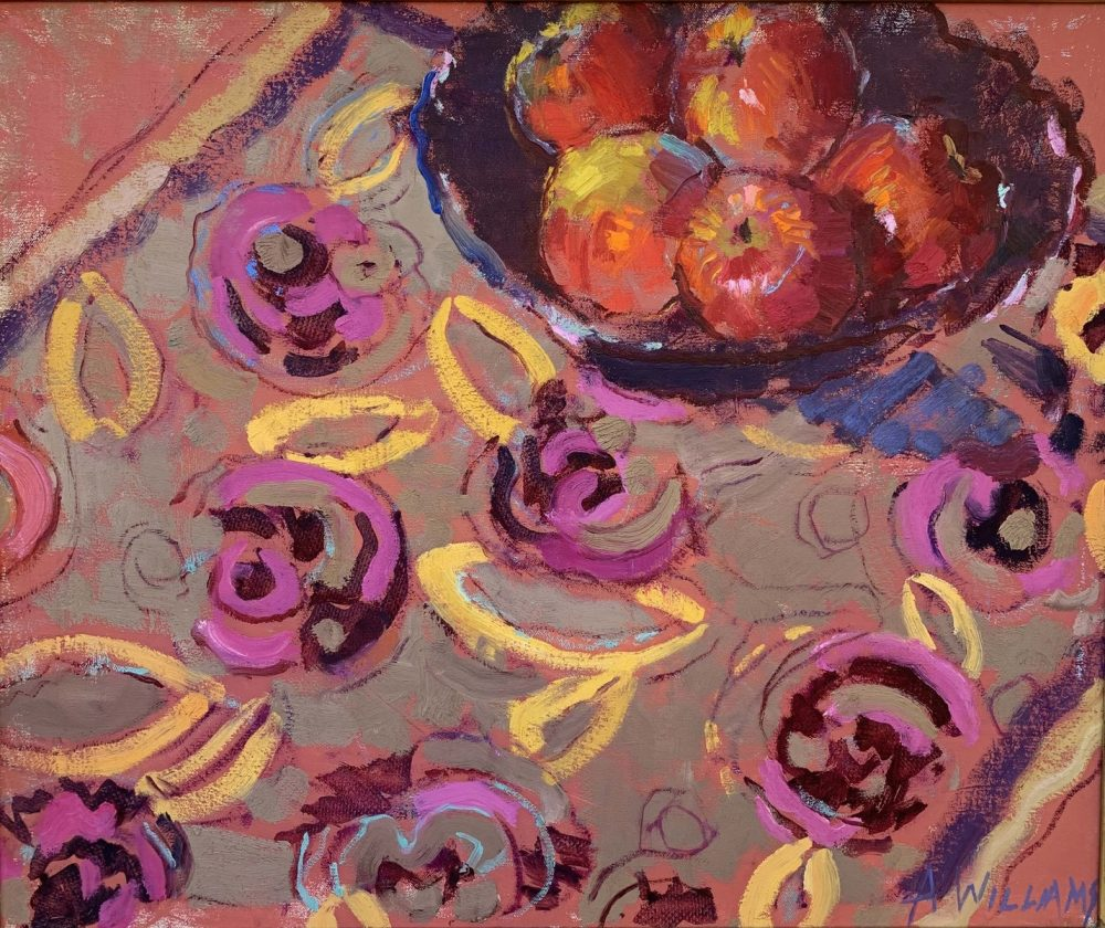 L'Assiette des Pommes IV